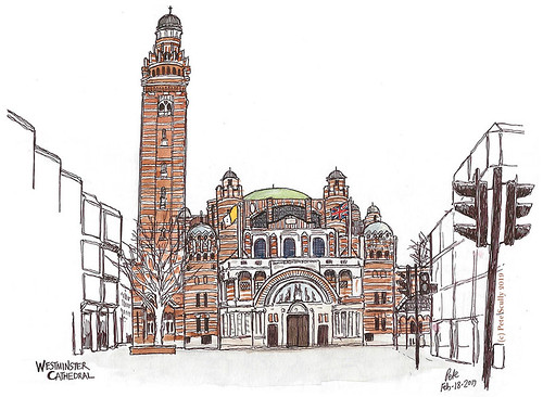 Westminster cathedral , London | by petescully