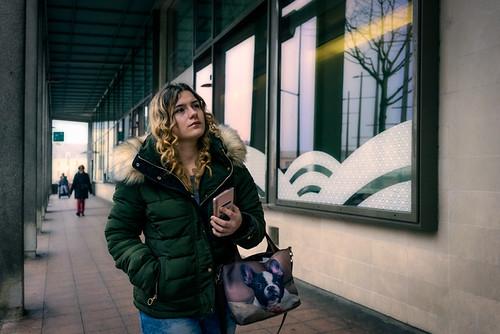 Street portrait | by Nicolas Winspeare