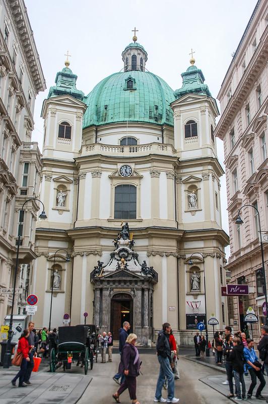 彼得教堂(Peterskirche) 1