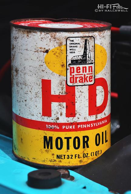 Old Oil