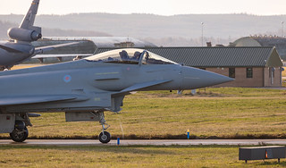 ZK426 Typhoon, Lossiemouth | by wwshack