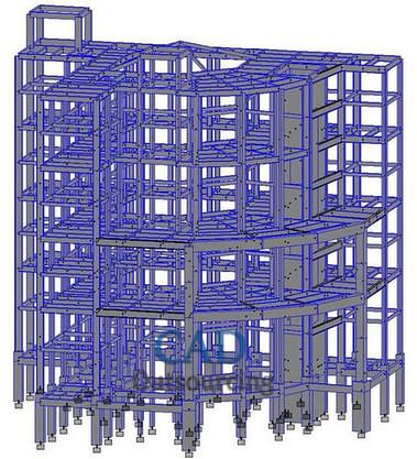 Rebar Structure Steel Detailing Services Connecticut - CAD… | Flickr