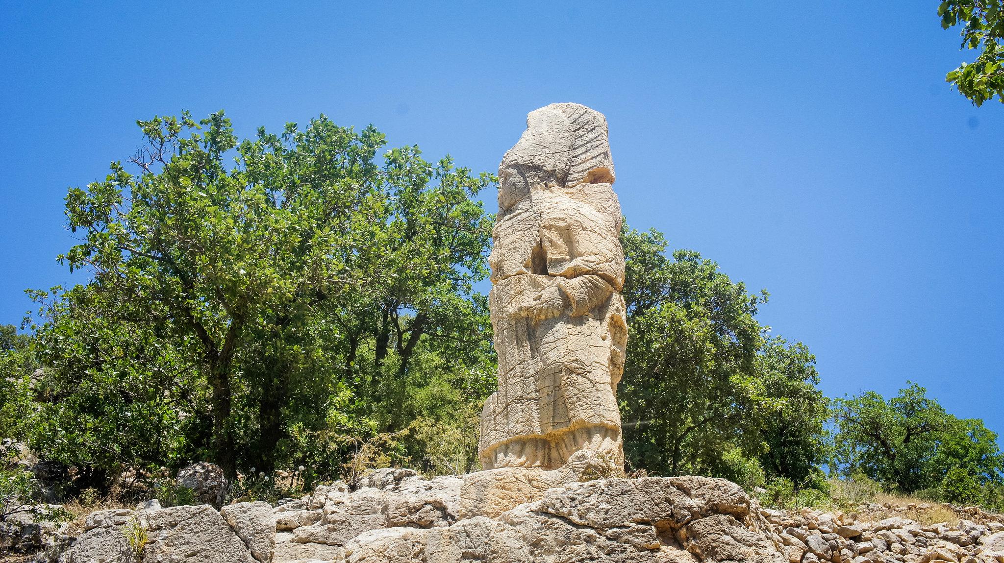 Mithras at Arsameia