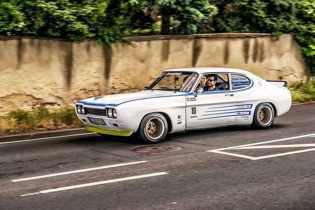 FORD Capri 2600 RS 1973