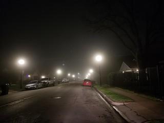 Foggy Night @ 14th St.