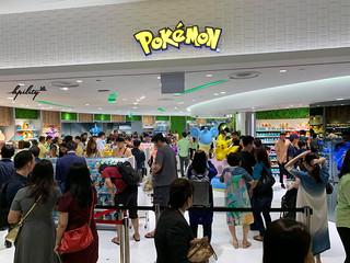 jewel changi singapore pokemon center   by placesandfoods.com