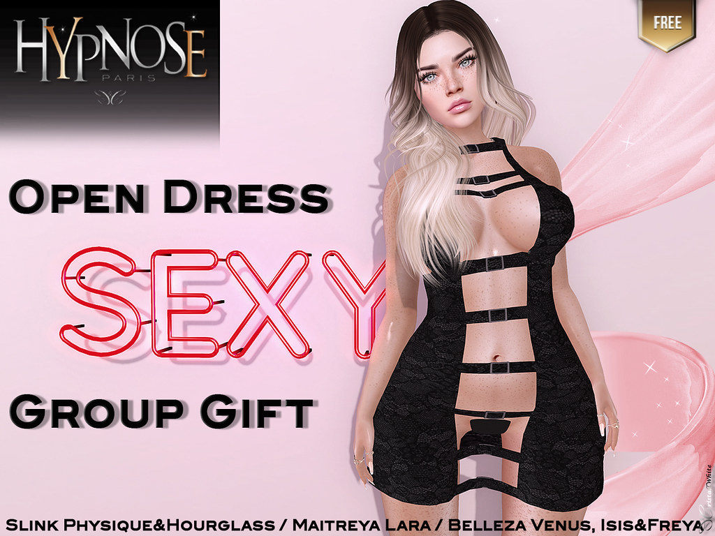 HYPNOSE – OPEN DRESS GROUP GIFT