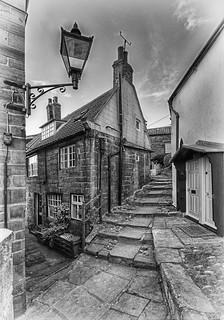 Cliffe Street - Robin Hoods Bay