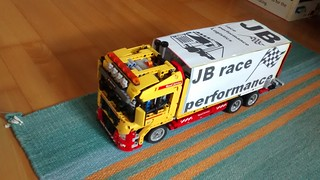 Lego Technic Truck | by JB Records