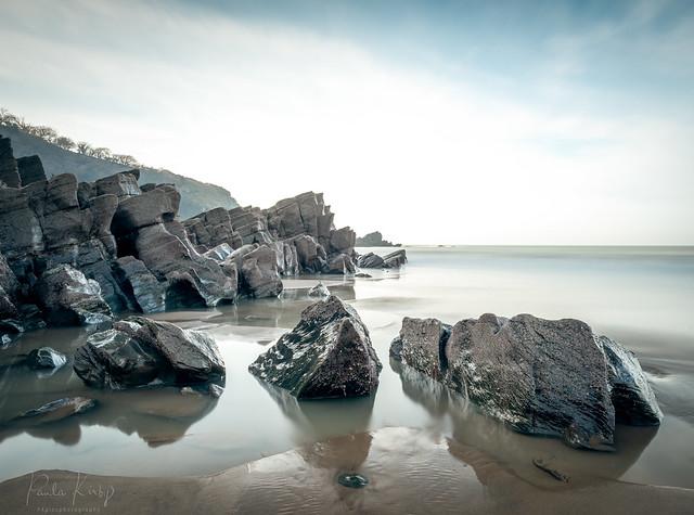 Lee Bay Rocks
