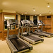 Treadmill in the fitness centre