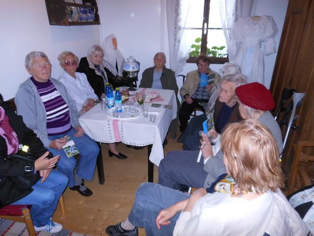 privítali sme dôchodcov