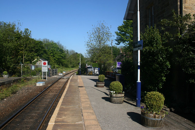 Sleights station