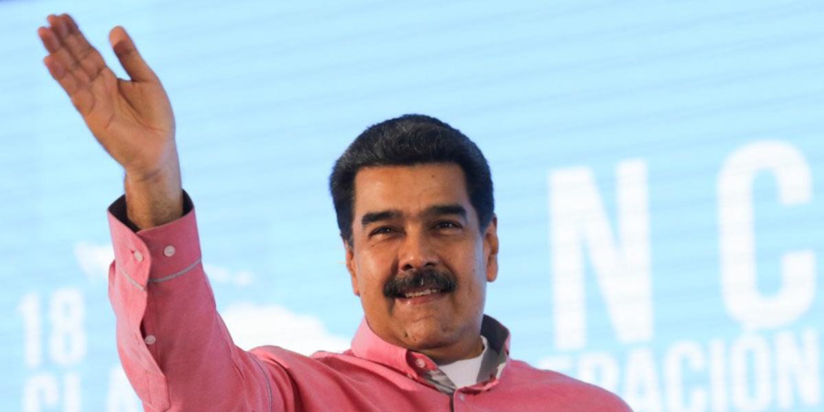 Presidente Maduro encuentro con la Federación Mundial de Juventudes Democráticas y con el Consejo Mundial de Paz