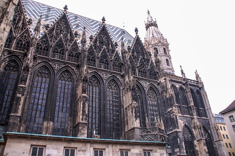 聖史蒂芬大教堂(St. Stephen's Cathedral) 2.