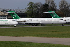 Boeing 717-22K EZ-A102