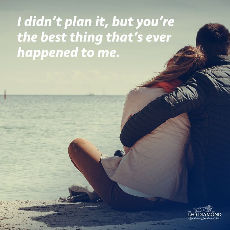 The best thing that ever happened to me quotes