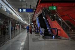 Underground. Delhi, India