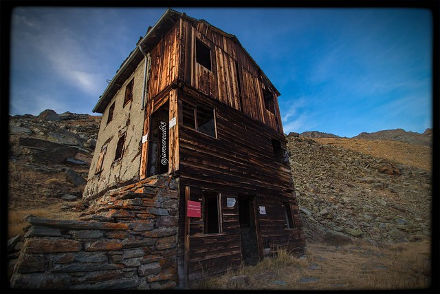 Abandonned house...