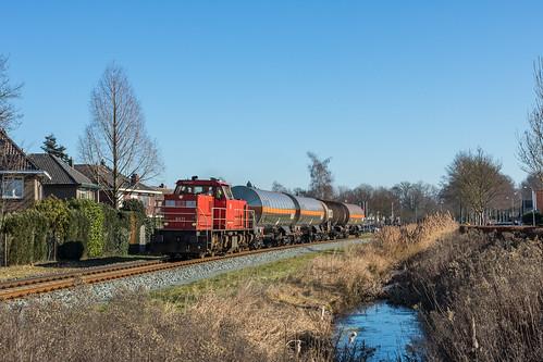 DBC 6411 | Buurtgoederen 45766 | Delden | by Rubentje01
