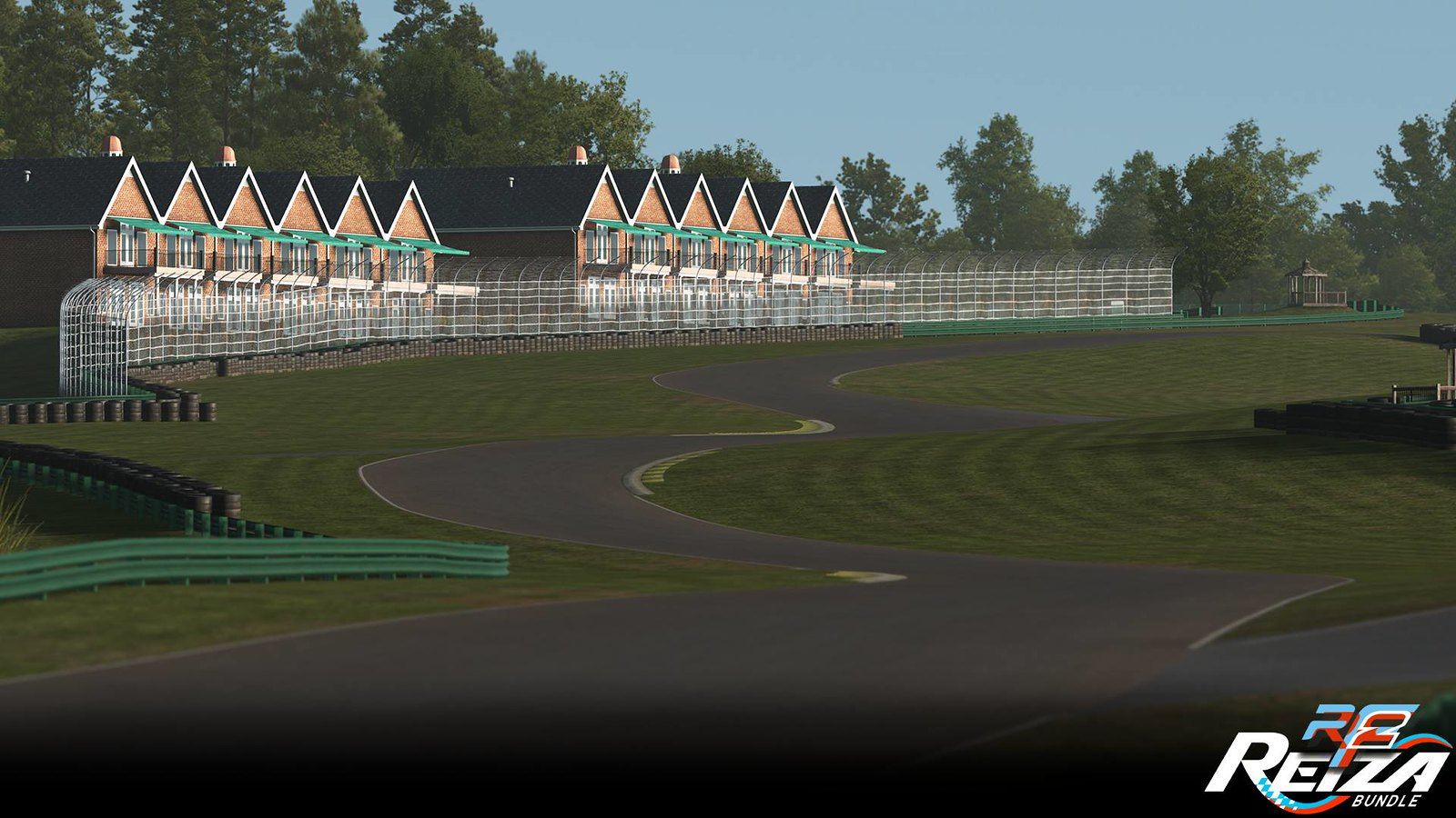 rFactor 2 - Reiza Bundle DLC VIRginia International Raceway Previews 6