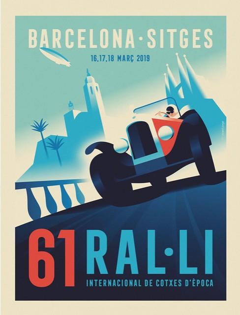 Rally Barcelona Sitges 2019