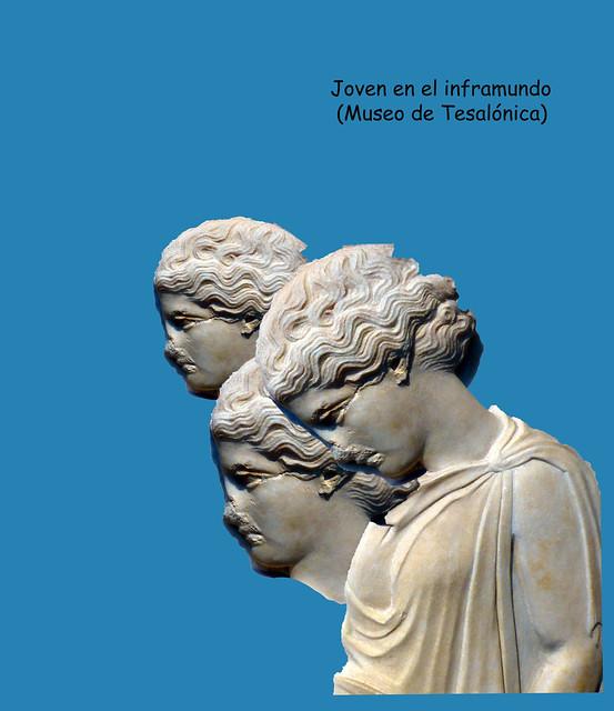 Joven en el inframundo (Museo de Tesalónica)