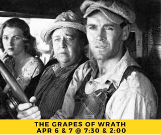 Grapes of Wrath FB 1 | by 7th Street Theatre