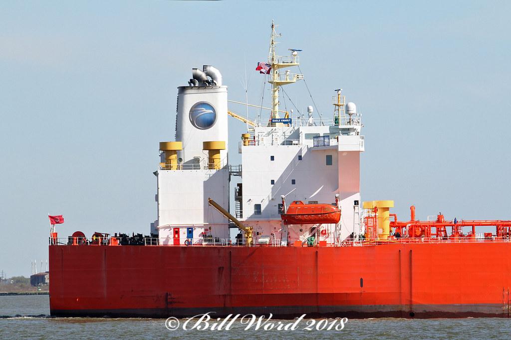 Eagle Kinarut Crude Oil Tanker IMO 9422201 Singapore d | Flickr