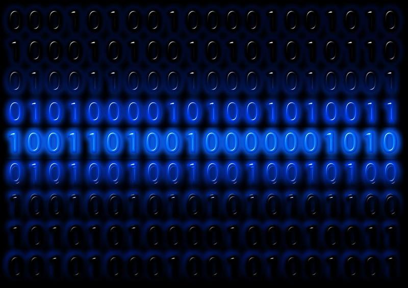 Обои двоичный код, бинарный код, цифры, программирование картинки на рабочий стол, фото скачать бесплатно