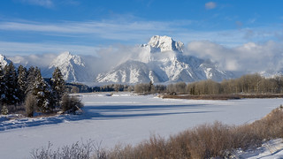 Winter in the Tetons | by Star Wizard