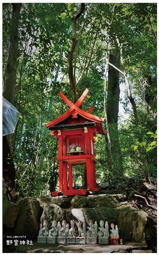嵐山野宮神社-7