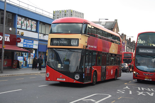 Go-Ahead London LT923 LTZ2123