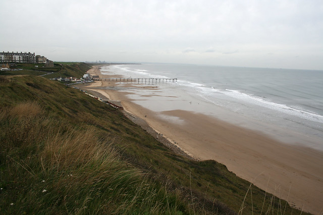 View to Saltburn-by-the-Sea