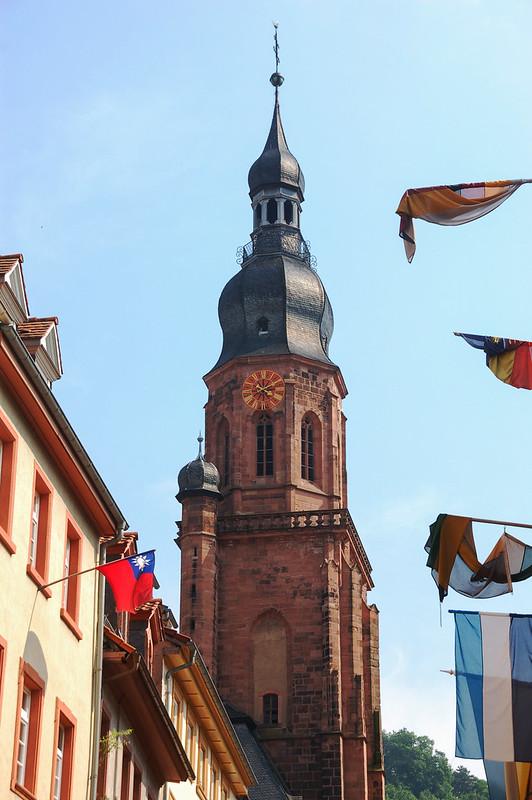 海德堡舊城區 1