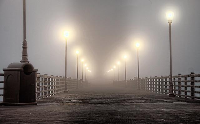 Foggy Walkabout 7-3-27-19