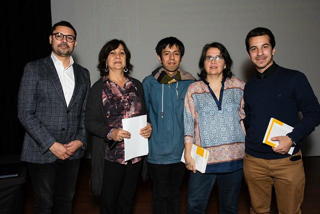Lanzamiento publicación ganadora Concurso Tesis 2017