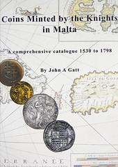 Coins Minted by the Knights in Malta book cover