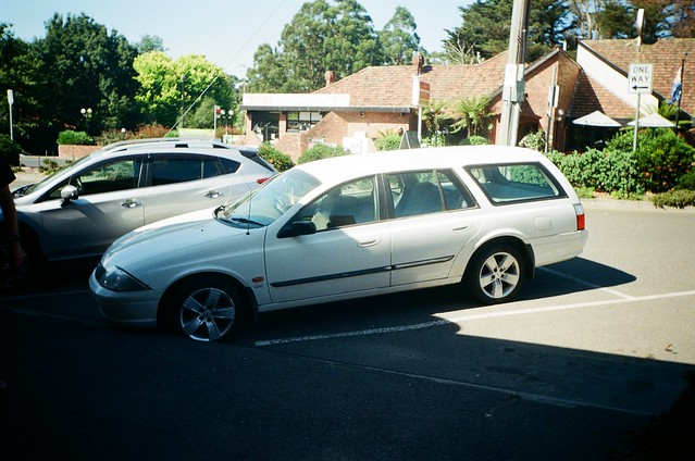 2000 Ford Falcon Forte station wagon