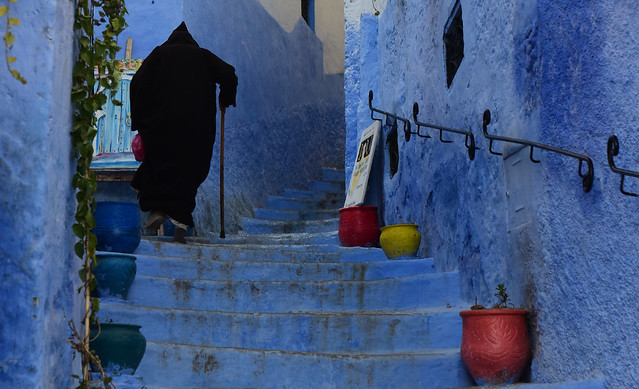 Chefchaouen, Morocco, January 2019 D810 610