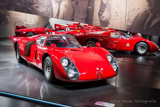 Alfa-Romeo Tipo 33/2 Daytona - 1968