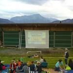 Fotos vom Open-Air-Kino, 22. August 2014