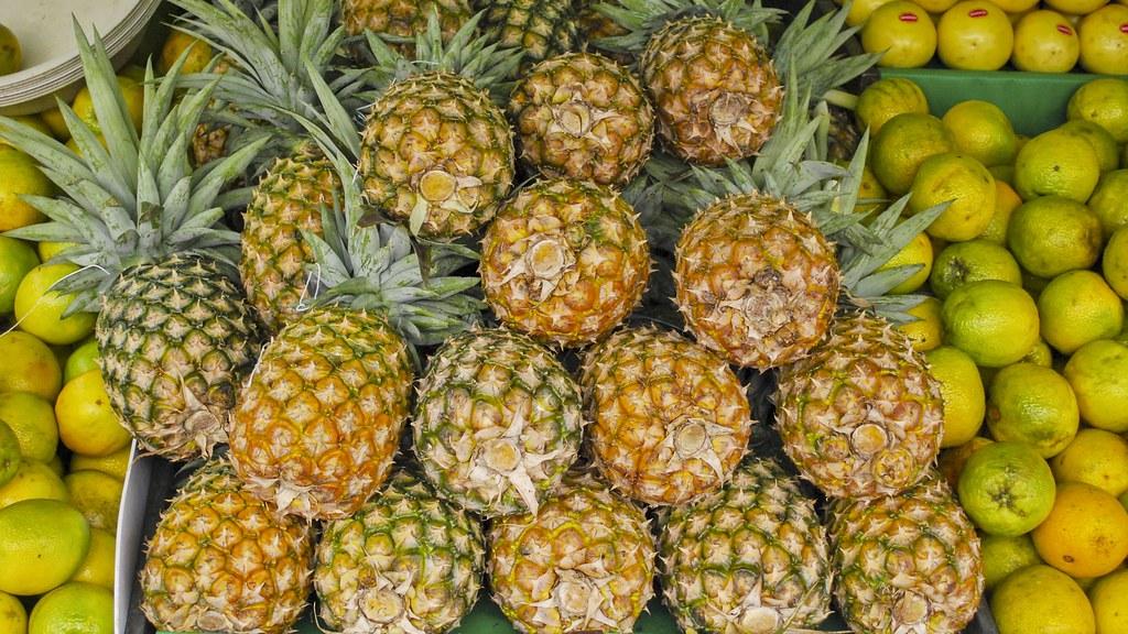 Deliciosos abacaxis