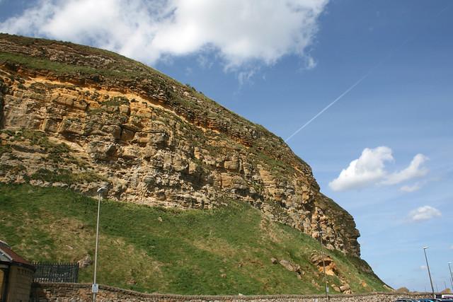 Cliffs at Scarborough