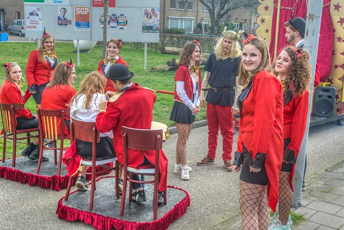 Carnaval (2019) Red