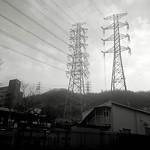 #osunow #いまそら #鉄塔 #定点観測