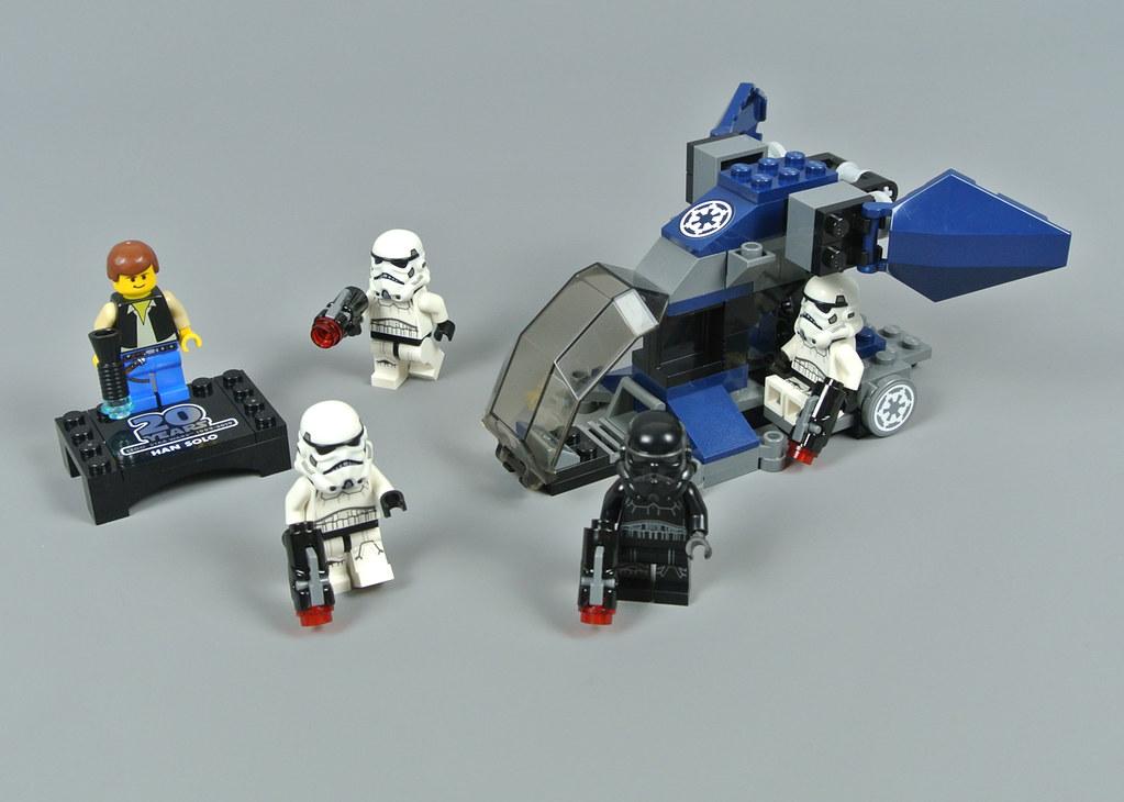 LEGO Star Wars 75262 Imperial Dropship – 20th Anniversary