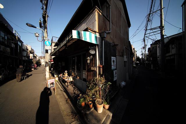 Cafe Gallery Ringoya