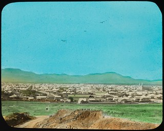 Panoramic view of Rockhampton, ca. 1910
