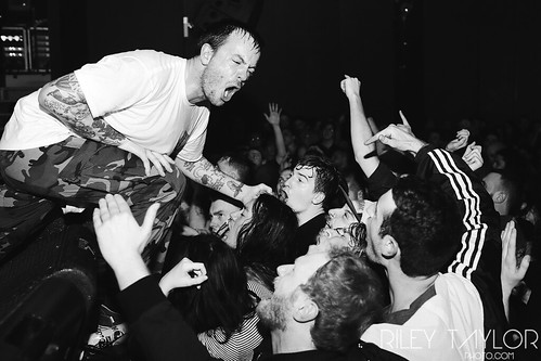 Cancer Bats at Lee's Palace | by RileyTaylorPhoto.com